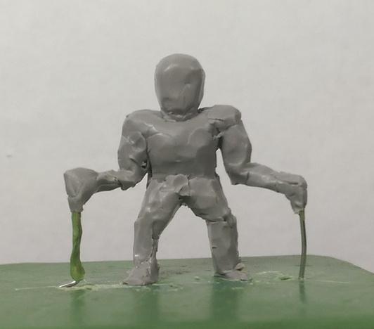 Sculptember6-7