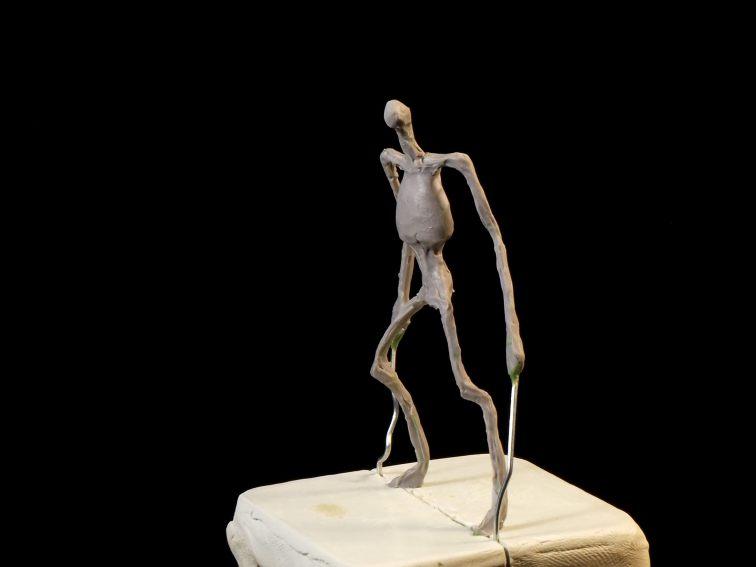 Sculptember2018 Skinning -2