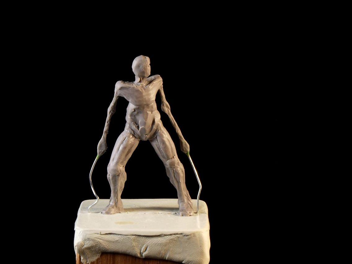 Sculptember2018 Day5-1